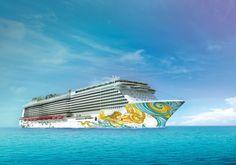 Ten przepiękny i nieziemsko wyposażony statek to rejs wycieczkowy Norwegian Cruise Line. Na pokładzie nie brakuje niczego do szczęścia. Aquapark, kręgielnia, fitness, boiska, sauny, teatr oraz liczne atrakcje dla dzieci. Wakacje na takim statku to czysta przyjemność.  http://www.sonriso.pl/rejsy-wycieczkowe-statek-norwegian_getaway-127-informacje