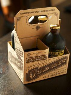 stumptown cold brew 4 pack