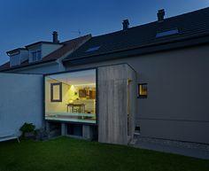Extension C by Loïc Picquet Architecte  - thelayer