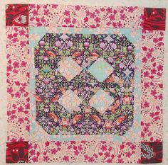 finally posted My version of the August Aurifil Designer of the Month block....    http://bluenickelstudios.com/?p=7268