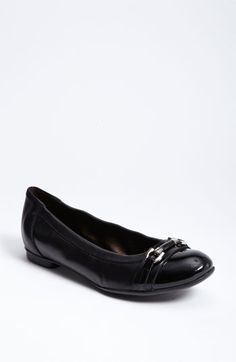 Never too many shoes...    Attilio Giusti Leombruni 'Bit' Ballet Flat (Nordstrom Exclusive) available at #Nordstrom