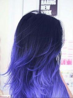 Prachtige haar kleur!