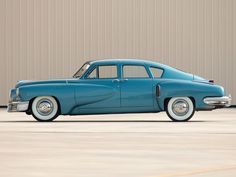 Tucker Torpedo reference picture