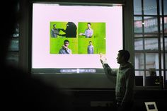 Ronan McMeel presenting his lecture on visual effects at Trinity College Dublin Animation Society Trinity College Dublin, Visual Effects, Animation, Teaching, Blog, Blogging, Learning, Education, Anime