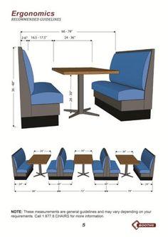 Restaurant Layout, Restaurant Booth Seating, Small Restaurant Design, Deco Restaurant, Restaurant Chairs, Restaurant Ideas, Bar Interior Design, Restaurant Interior Design, Cafe Design