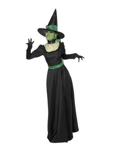 Looking for a World Book Day costume for teachers? How about teaming up with two other teachers and dressing up as Roald Dahl's The Witches? Pick up this costume from partydelights.co.uk.