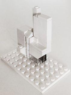 Legos, Lego Lego, Lego Studios, Lego Structures, Micro Lego, Kitchen Design Open, Lego Games, Brick Design, Lego Worlds