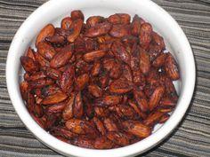 Carob or Chocolate-Coated Almonds Recipe on Yummly
