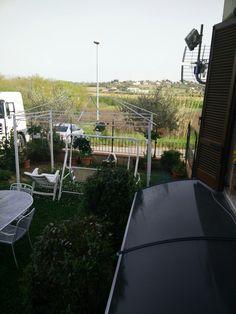 Il giardino della nuova casa