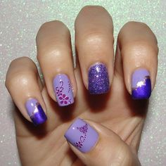 #NailArtApr #Floral Finally used the #nailtattoos that the very sweet