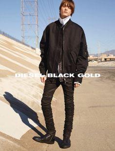DIESEL BLACK GOLD SS 2016