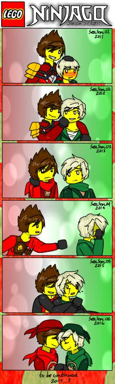 """maypong: """"Myself i drew ninjago someone greenflame and weird togethers be good very cute. You stop art theif n stealing bad you can't copy. I'm watching you!!! By Maypong Art's mine!! My credit: instagram deviantart facebook tumblr twitter """""""