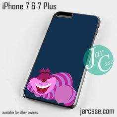 Tints & Shades Exclusive Cheshire Cat Phone case for iPhone 7 and 7 Plus