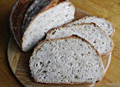 Chleb na zaczynie biga Bigbang, Bread, Food, Thermomix, Brot, Essen, Baking, Meals, Breads