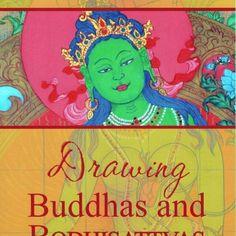 Faith Stone: Drawing Buddhas & Bodhisattvas (e-Book) ~ Dakini As Art Stone Gallery, Hindu Art, Buddhist Art, Faith, Disney Characters, Fictional Characters, Aurora Sleeping Beauty, Artist, Disney Princess