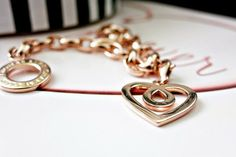 Gönn mir was :: 'Love forever'-Thomas Sabo Armband in rosegold
