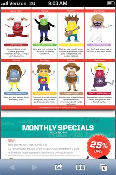 The final 8 Scents of Scentsy's Bring Back My Bar month.   https://jessicaminot.scentsy.us/