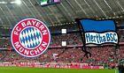 #Ticket  1-4x Fc Bayern München  Hertha BSC Berlin Karten Tickets #deutschland