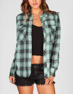 HURLEY Wilson Womens Shirt   Blouses & Shirts   Tillys.com