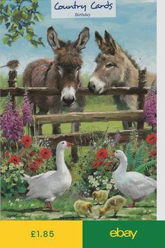 Diamond Painting Cross Stitch donkey ducks DIY Diamond Mosaic Embroidery Picture of Rhinestones Home Decor Farm Animals, Cute Animals, Farm Theme, 5d Diamond Painting, Animal Paintings, Jigsaw Puzzles, Fine Art Prints, Canvas Art, Drawings