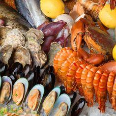 Resorts World Manila, Seafood Buffet, Instagram