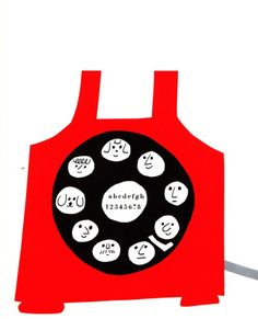 from Sparkle and Spin; Paul Rand (5 (Mostly) Vintage Children's Books by Iconic Graphic Designers – Brain Pickings)