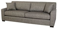 The Roscoe Custom Sofa from Urban Barn is a unique home décor item. Urban Barn carries a variety of New Furniture and other  New furnishings.