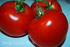 Deep South Dish: More Ways to Enjoy Summer Tomatoes