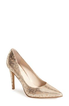 a52ced92f249 Free shipping and returns on Vince Camuto  Kain  Pump at Nordstrom.com.