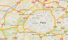 paris neighborhoods districts arrondissements and interactive street map with description of neighborhoods and areas and paris hotels by neighborhoods