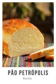 Pão Petrópolis Esse pão é famoso na confeitaria colombo do Rio de Janeiro e pode ser feito em casa. Confira a receita do pão petrópolis e faça na sua casa.