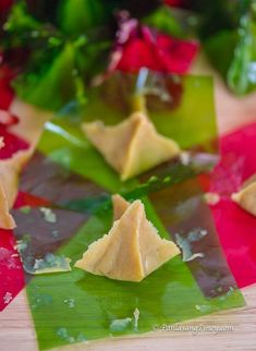 How to Make Yema - Panlasang Pinoy - Mari Keth Merto - Filipino desserts Filipino Dishes, Filipino Desserts, Asian Desserts, Filipino Recipes, Filipino Food, Candy Recipes, Snack Recipes, Dessert Recipes, Cooking Recipes