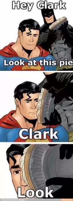 Look at it Clark!!!