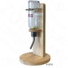 Living World Green Bottle Holder | Free P&P on orders £29+ at zooplus!