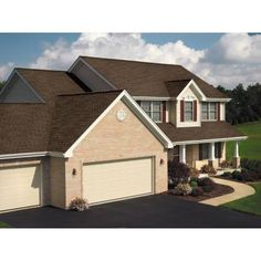 Best Gaf Timberline American Harvest Amber Wheat Home 400 x 300
