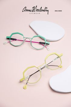 ANNE & VALENTIN Eyewear - Model REMIND -LUNETTE ANNE ET VALENTIN