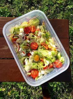 Shrimp Ceviche, Pasta Salad, Cobb Salad, Snacks Für Party, Up Halloween, Tortilla Chips, Potato Salad, Grilling, Food And Drink
