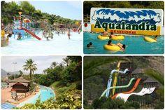 #Aqualandia ha inciado ya la temporada y celebra sus 30 años #benidorm #parqueacuatico