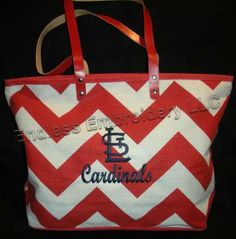 STL CARDINALS AND CHEVRON.....LOVE!!!!!