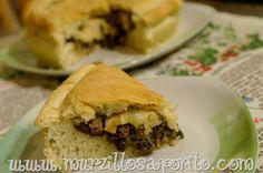 Murzillo Saporito | Pizza di scarole e colatura di alici e buon anno!