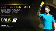EA Throws the Red Card at FIFA 15 Cheaters - http://www.gizorama.com/news/ea-throws-the-red-card-at-fifa-15-cheaters