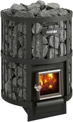 Every Harvia Legend product is part of the heroic story of Harvia, founded in 1950 and currently the world's largest sauna heater and stove manufacturer. Every Legend heater and stove is a handmade masterpiece by Harvia's master blacksmiths. Churros, Sauna Kits, Sauna House, Sauna Heater, Outdoor Sauna, Sauna Design, Garage Studio, Saunas, Dream Garage
