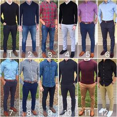 men casual fashion looks great 20530 Stylish Mens Outfits, Stylish Mens Fashion, Suit Fashion, Casual Outfits, Stylish Man, Men's Outfits, Fashion Menswear, Fashion Outfits, Dress Casual