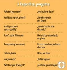 Basic Spanish Words, Spanish Help, Learn To Speak Spanish, Learn Spanish Online, Spanish Basics, Spanish Lessons, English Lessons, Learn English, Spanish Sentences