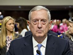 Trump's Defense Secretary Cites Climate Change as National Security Challenge... Help us fight climate change! #Trump #ClimateChange #CleanRenewableEnergy    Visit https://beforetheflood.businessforpurpose.com for more info.