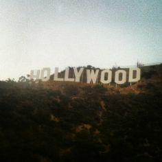 Hollywood. Film. Starlets. Art. Fashion. Food. Lights. The Grove.