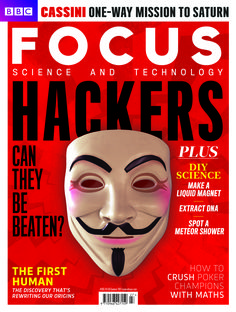 Can we beat the hackers? Plus the best DIY science that you can try at home. All in the latest issue of Focus Magazine www.sciencefocus.com #sciencefocus