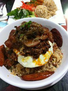Da Kitchen Loco Moco Recipe