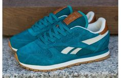 "Reebok Classic Leather ""Teal Gem"""
