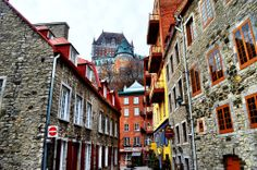 I adore Quebec City, my favourite city in the world Five Things You (Probably) Don't Know About Quebec City